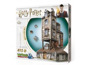 Harry Potter Quebra-Cabeça 3D - Casa da Família Weasley